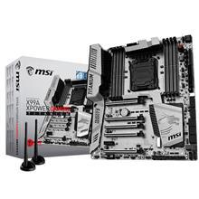 MSI X99A XPOWER GAMING TITANIUM LGA 2011-3 Motherboard